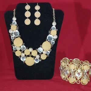 INC Necklaces Earrings & Bracelet